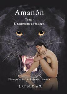 Portada Amanon el espiritu de la selva
