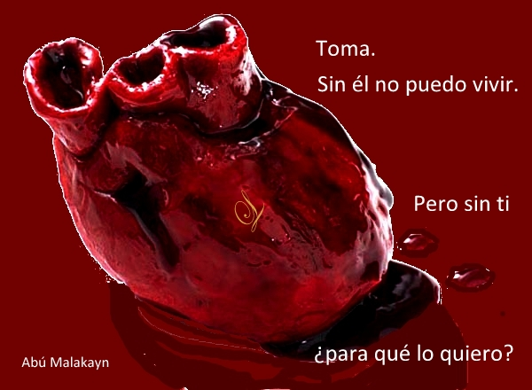 Sin corazón no vivo