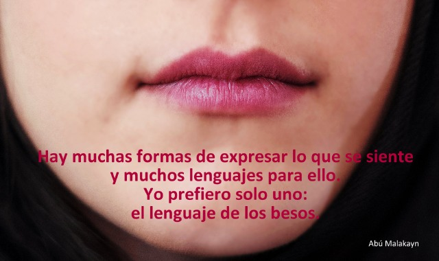 El lenguaje de los besos