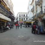 Petit Zoco en Tanger y las cafeterias