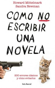 libro cómo no escribir una novela