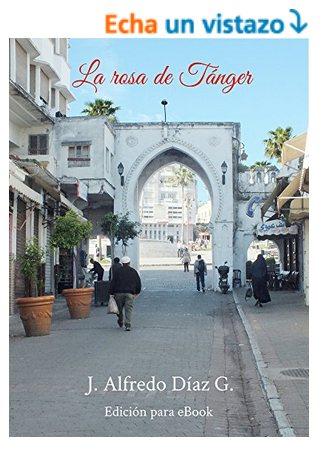 Novela La rosa de Tanger- Look inside